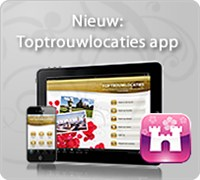 Trouwlocaties app
