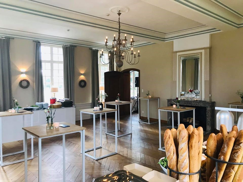 Kasteel Pietersheim - Foodstations