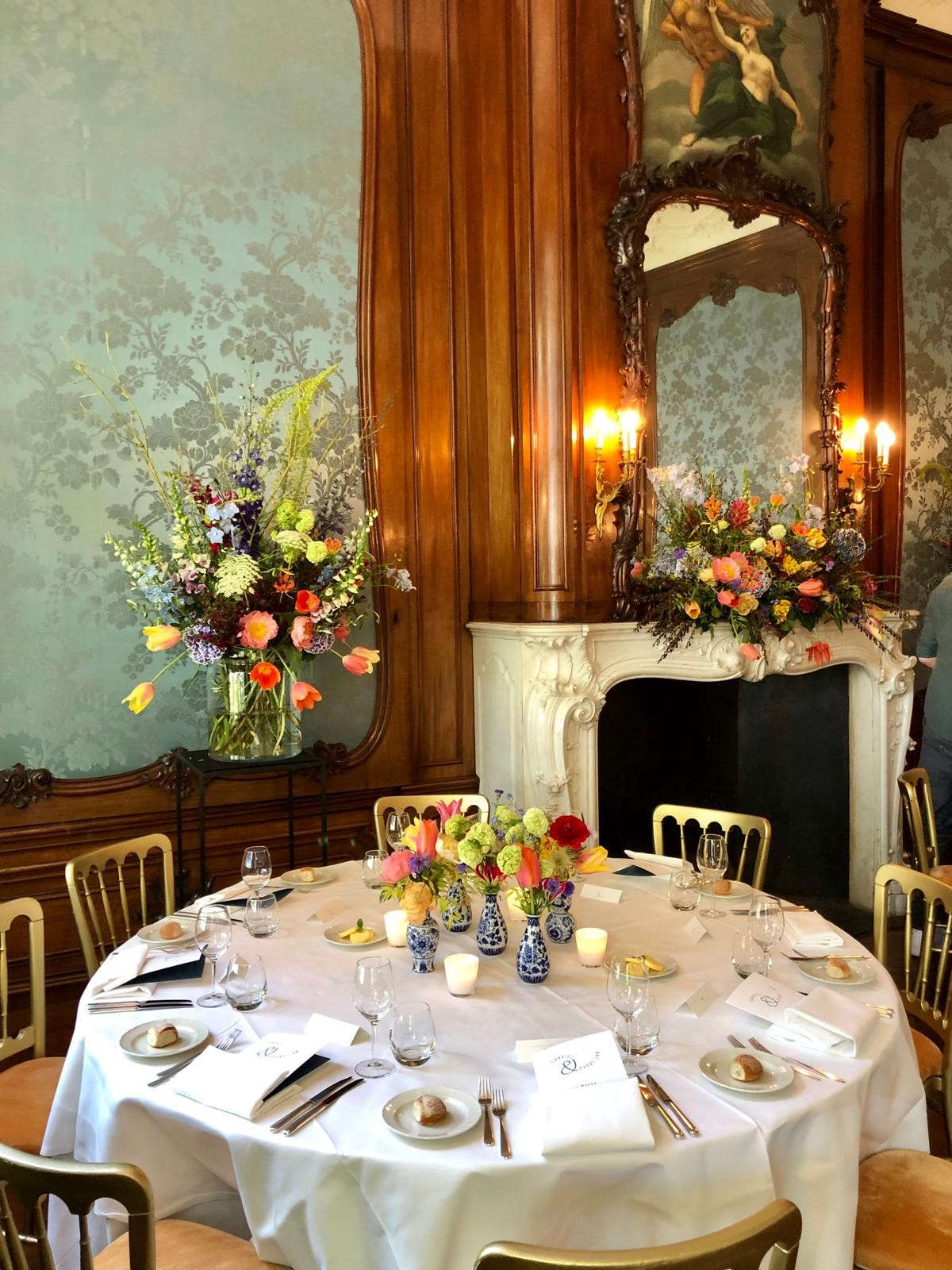 Huis Bartolotti - Diner_Belmont Events