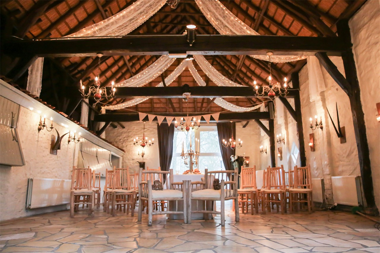 De Woeste Hoeve - Barn Wedding in de Doorvaart