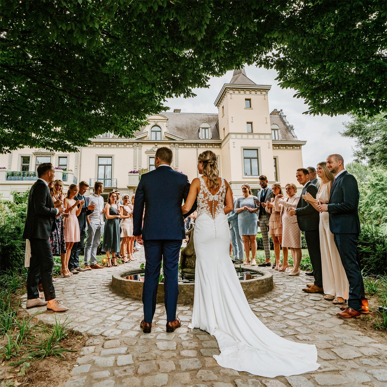 Landgoed Kasteel De Hoogenweerth - Just Married!